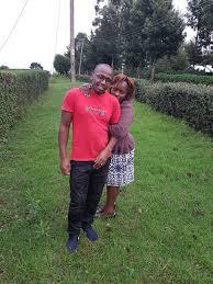 Wamucii and Husband