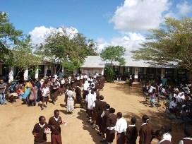 Moi Kadzonzo Girls Secondary School