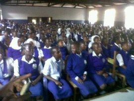 Mwangea Girls Secondary School