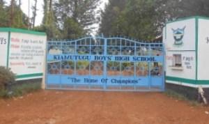 Kiamutugu Secondary School