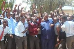 Mutige Boys Secondary School
