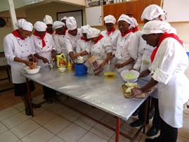 Ruiru college of catering and management studies