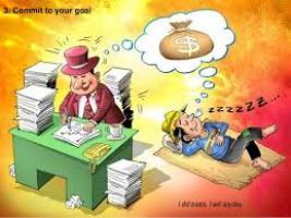 rich vs poor people