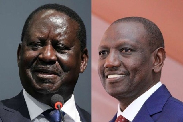 RUTO shocks everyone as he swiftly implements RAILA's BBI proposals in his UDA party despite opposing it in the first place – LOOK!