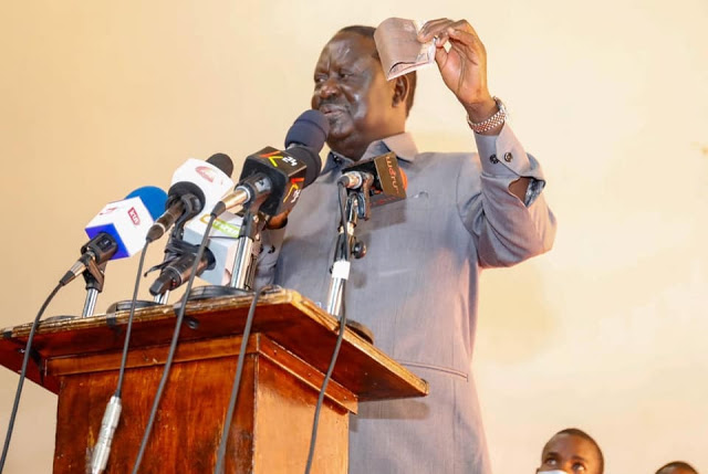This is why RAILA ODINGA may sacrifice his presidential ambitions to deputize RUTO in the 2022 contest – This is surprising