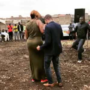 The Day Karen Nyamu Allowed Babu Owino To Feel The Touch Of His Juicy Assets