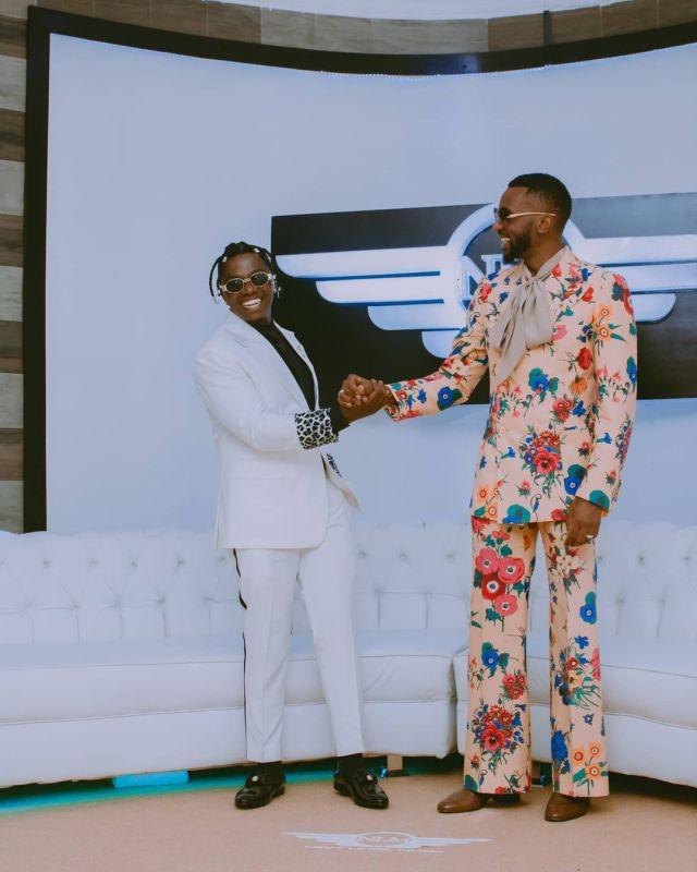 Rayvanny Unveils His 'Next Level Music' Management