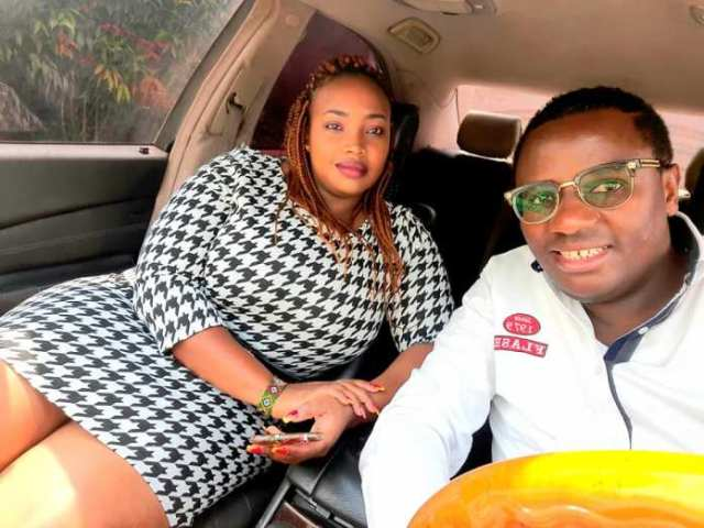 Meet the man who divorced private detective, JANE MUGO, and his current hot wife (PHOTOs)