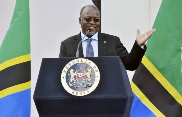 Shock as it emerges that MAGUFULI died one week ago after doctors at Nairobi Hospital failed to resuscitate him but his handlers didn't believe it – LOOK!