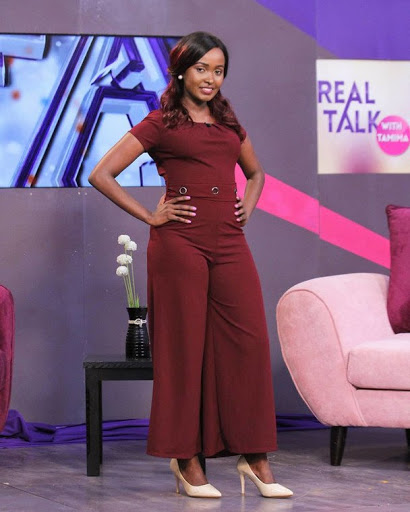 Another famous Kenyan TV presenter confirms she has parted ways with her husband and is currently single – Are TV girls jinxed?