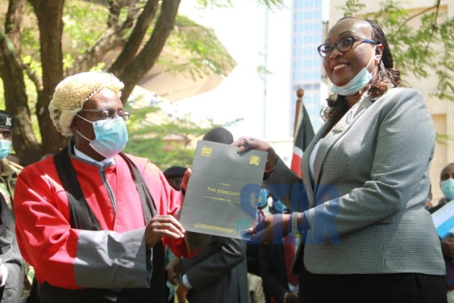 Nairobi Deputy Governor ANNE KANANU makes the big announcement and the likes of BABU OWINO are already trembling – LOOK!