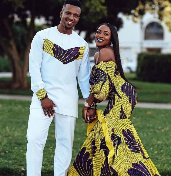 , 7 Vitenge Outfits You Can Wear To Meet Your Mother-in-law (Photos)