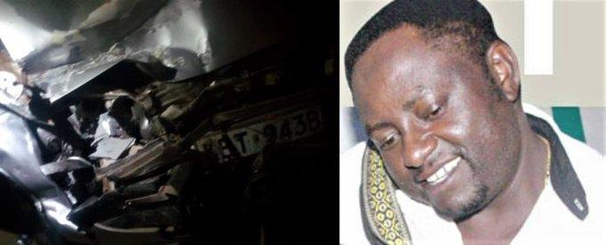 , Kamnde Wa Kioi Involved in Horrific Accident