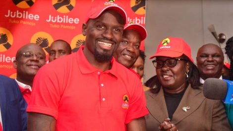 , Ngunjiri Wambugu Reacts to Mariga's IEBC Clearance