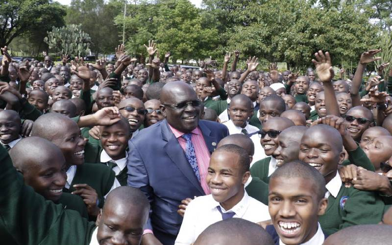 , Magoha Clips Headteachers, 10-Year Olds Targeted in Cervical Cancer Vaccine & Aukot Names Politicians Frustrating Punguza Mizigo