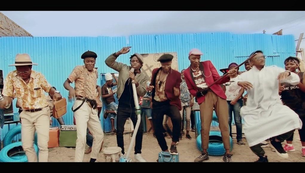 Jabidii, Jabidii Ft Morgaziz , Mob K & Benah Dancer – Sindio [Mp3 Download]