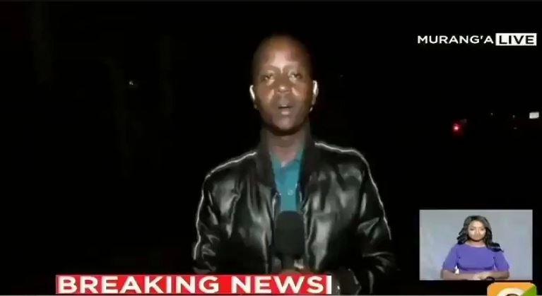 , Ndindi Nyoro's Message to Royal Media's Victor Kinuthia