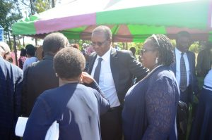 , Kibicho Attends Nephew's Burial Amid Calls For Intervention to Curb Suicidal Incidents