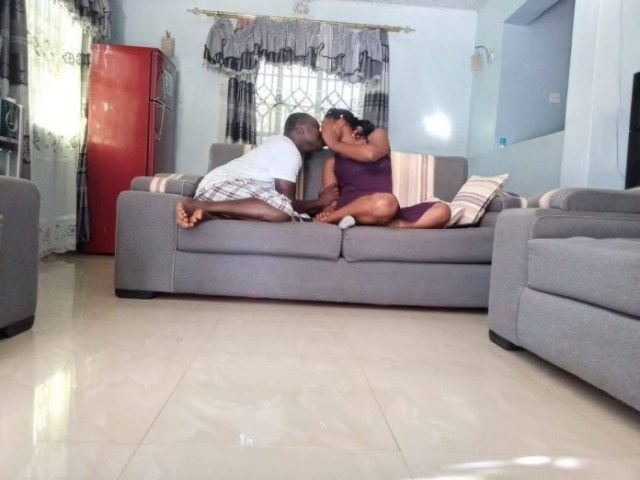 This is JACK OGOLLA and someone's wife, trust Luo men at your own risk (PHOTOs)