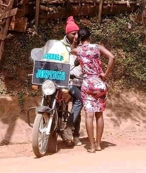 After Trusting Him So Much , The Boda Boda Rider Banged My Wife