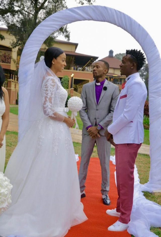 Gospel Singer Willy Paul Unveils Photos Of His Wedding To