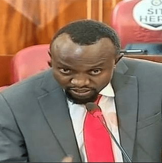Meet Ndegwa Njiru, Kirinyaga County Assembly lawyer who stole the show at Waiguru's hearing