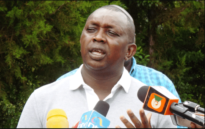 Oscar Sudi fires back at critics, says he will not apologize