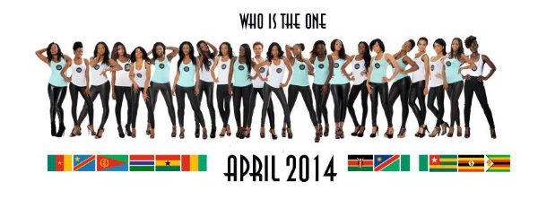 Face of Africa Germany finalists