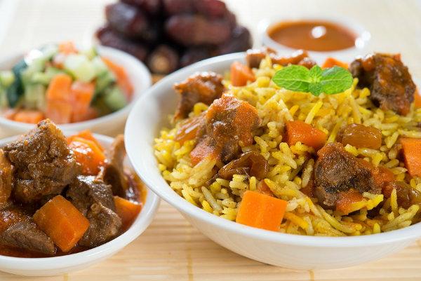 Pilau-Rice-Kenya