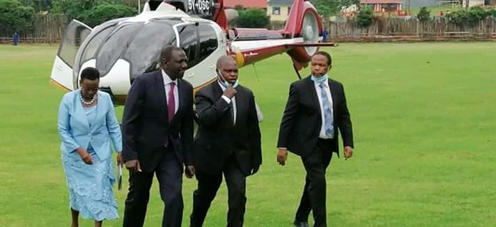 EXCLUSIVE: Another Owner of 1 Billion Helicopter Which Similar Ruto's Revealed
