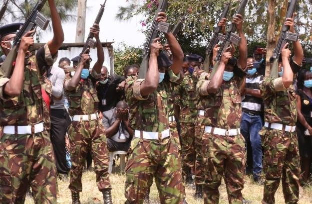 Why Gun-Salute Is Done Using G3 Riffle And Not AK47