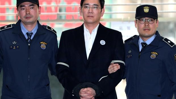 Samsung Vice Chair Jay Y Lee