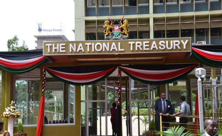 Image result for national treasury