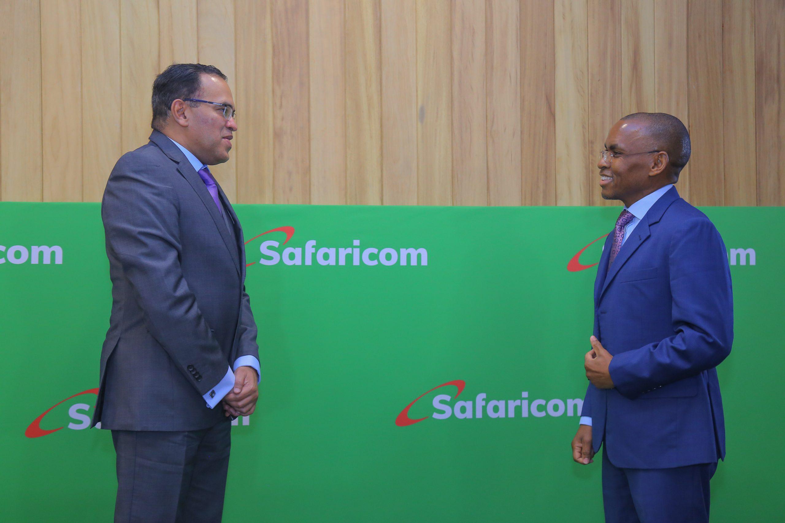 Podcast; Interview with Safaricom CEO Peter Ndegwa & CFO Sateesh Kamath - Kenyan Wallstreet