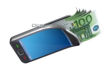 Mobile cash daily transaction hit global value of billion
