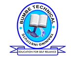 Bumbe Technical Training Institute Student Portal