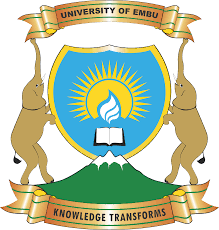 Embu University Intake Application Form