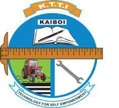 Kaiboi Technical Training Institute Online Application Portal