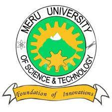 Meru University of Science and Technology Intake Application Form