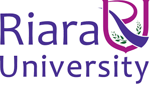 Riara University Intake Application Form