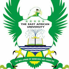 The East African University Application Form