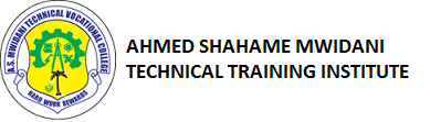 Ahmed Shahame Mwidani Technical Training Institute Intake
