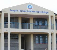Bunyala Technical and Vocational College Intake