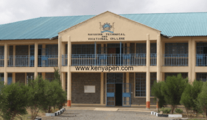 Naivasha Technical and Vocational College Student Portal