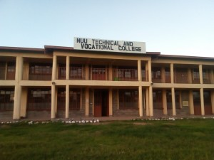 Nuu Technical and Vocational College admission list