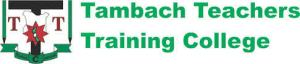 Tambach Teachers College Student Portal