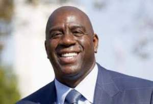 Magic Johnson one of the Top Best NBA Players of Al Time