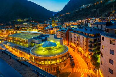 Andorra - Top Countries with the Fastest internet