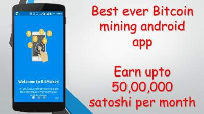 cryptocurrency mining android app review