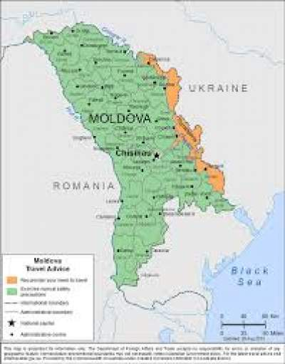 Moldova One of the poorest countries in Europe 2019.